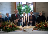 c7e9c77ba10d7 Tradycyjne spotkanie opłatkowe Rady Miasta Krakowa z Prezydenem Krakowa  Jackiem Majchrowskim