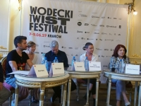 0b2aca2c0 Konferencja prasowa na temat inauguracji 2 edycji Wodecki Twist Festiwal