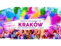 09250fb68fb8a Holi Festival - Święto Kolorów w Krakowie